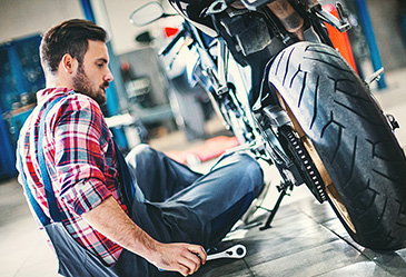 How to maintain the motorcycle chain? 90% of the riders are not clear, but the method is simple
